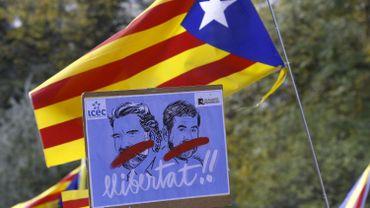20.000 indépendantistes catalans attendus pour une manifestation le 7 décembre à Bruxelles