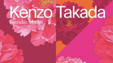 """""""Kenzo Takada"""" par Kazuko Masui - Éditions du Chêne"""
