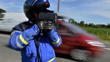 Attention aux excès de vitesse en France, pas de seuil de tolérance