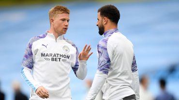 Manchester City déroule face à Burnley, Kevin De Bruyne, preservé, joue 30 minutes