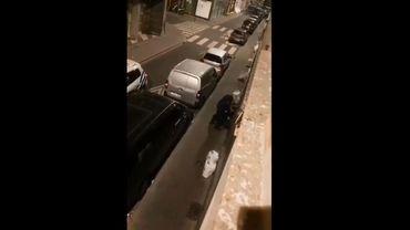 La vidéo a été tournée rue du Presbytère.