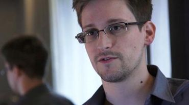 Une capture d'écran d'Edouard Snowden le 6 juin 2013