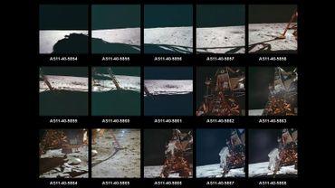 Le Lunar and Planetary Institute met en ligne plus de 1.400 photos inédites