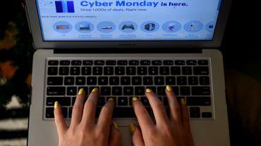 """Records de transactions en ligne lors des """"Black Friday"""" et """"Cyber Monday"""""""
