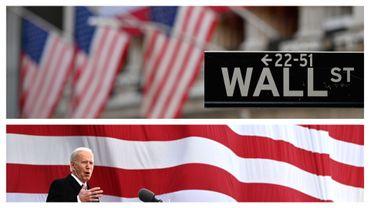 La Bourse de New York a atteint de nouveaux sommets mercredi à la clôture à l'issue d'une séance marquée par le début officiel du mandat de Joe Biden