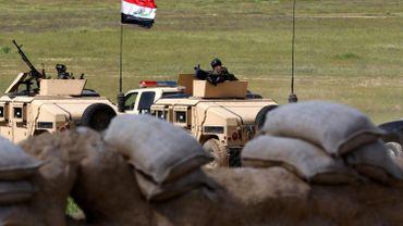L'EI a utilisé des armes chimiques contre les forces irakiennes, affirme l'armée