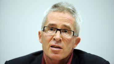 Bernard De Vos, délégué général aux droits de l'enfants