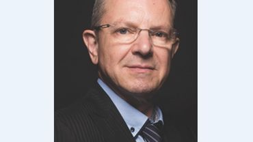 Christian Catteau, tête de liste de GO à Pecq