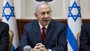 Israël: Netanyahu va céder le ministère des Affaires étrangères à un rival