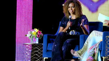 """En pleine controverse, Michelle Obama défend la """"diversité"""" des Etats-Unis"""