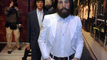 L'effige en cire de John Lennon
