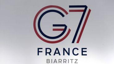 Le G7 se déroule à Biarritz, dans le sud-ouest de la France, du 24 au 26 août