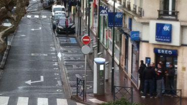 Attentats à Charlie Hebdo: quatre personnes en garde à vue