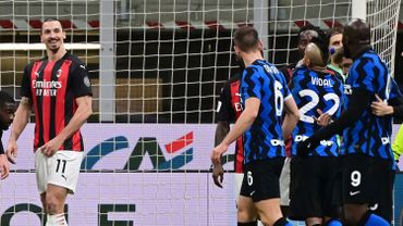 Grosse altercation entre Zlatan Ibrahimovic et Romelu Lukaku