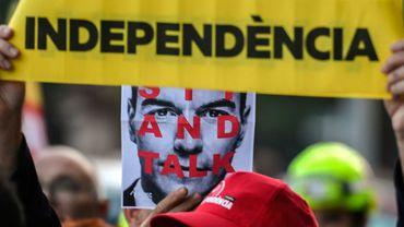 De Barcelone à Glasgow, les indépendantistes se font entendre