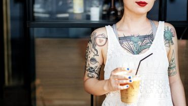Les ados et le tatouage