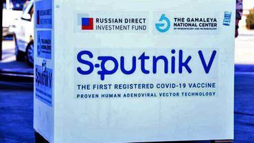 Vaccin anti-coronavirus: Spoutnik V pourrait être livré à l'UE, dont la Belgique, selon l'ambassadeur russe