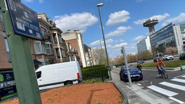 Plus de place et de sécurité pour les cyclistes et les piétons: tel est le projet pour le futur boulevard Reyers urbain.