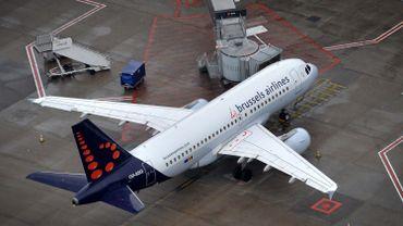 Grève nationale du 13 février: Brussels Airlines supprime 150 vols sur les 222 prévus