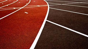 La future piste d'athlétisme permettra l'organisation de compétitions de très haut niveau (illustration).