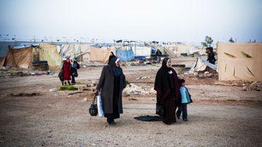 Ces Belges sont soupçonnées d'avoir récolté de l'argent pour faire libérer des femmes occidentales retenues en Syrie.
