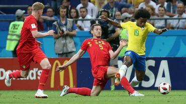 Willian remplace Neymar dans la Seleçao