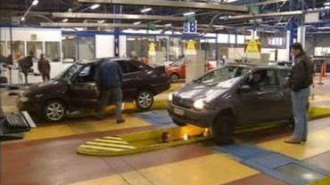 De plus en plus de Belges présentent leur voiture en retard au contrôle technique