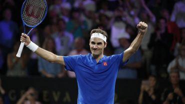 """Encore un Grand Chelem pour Roger """"papy"""" Federer ?"""