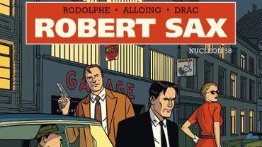 Robert Sax - Couverture