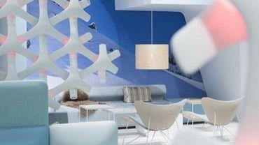 Salon du meuble de Stockholm en image