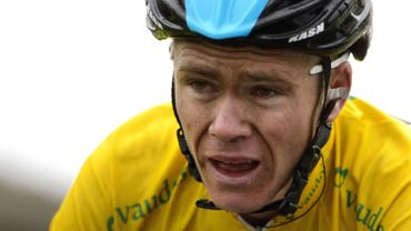 "Brailsford : ""Un leader au Tour : Froome"""