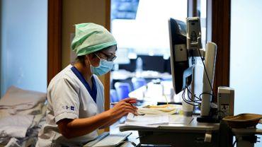 Pas moins de 77 de malades sont toujours admis en moyenne chaque jour.