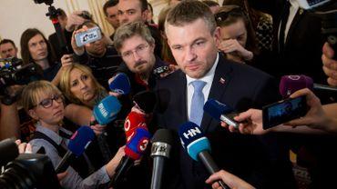 Peter Pellegrini pressenti pour former le nouveau gouvernement en Slovaquie.