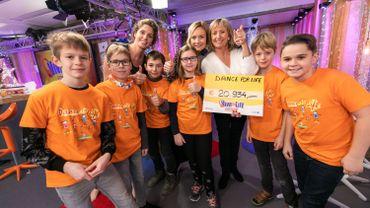 Des écoles du Hainaut dansent pour les plus démunis