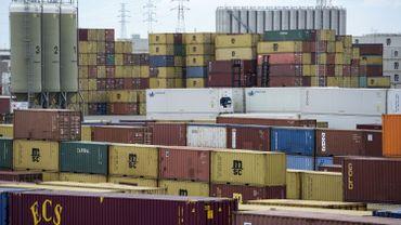 Les conteneurs sont moins bien contrôlés au port d'Anvers
