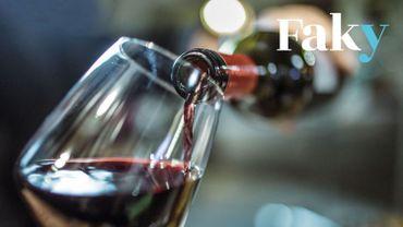 Le vin ne permet pas de protéger les individus contre le coronavirus.
