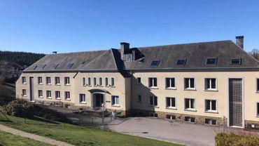 L'ancien home de Neufchateau disponible si besoin de structures de soins intermédiaires
