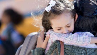 Le jour de la rentrée scolaire, laissez ses enfants en toute sérénité