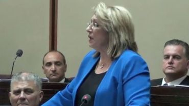 Ministre des Affaires sociales depuis mars 2013, Coleiro Preca est la neuvième présidente de Malte.