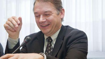 Philippe Lamberts élu tête de liste du parti Ecolo pour les élections européennes