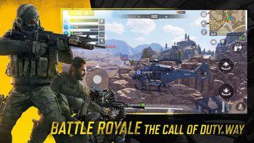 """""""Call of Duty: Mobile"""" a été lancé en version iOS et Android le 1er octobre."""