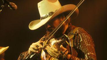 Le chanteur country Charlie Daniels est décédé