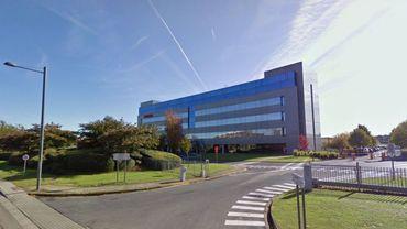 Le siège bruxellois de Toyota, à Evere.