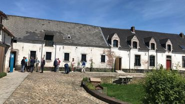 Le ferme de Mont-Saint-Jean, un des sites historiques importants du pôle Waterloo 1815, poursuit sa rénovation via un partenariat public-privé.
