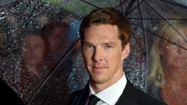 """En attendant de revêtir le costume du """"Doctor Strange"""", Benedict Cumberbatch sera le 28 janvier prochain à l'affiche de """"Imitation Game""""."""