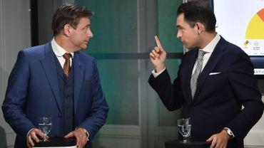"""Vlaams Belang et N-VA : """"Je t'aime (moi non plus)"""""""