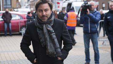 Stéphane Pauwels, ici en Mars 2016, n'ira pas en Appel