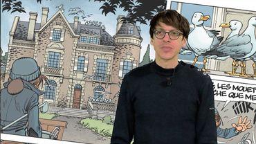 L'auteur de BD Fabien Vehlmann interrogé sur la question des revenus des auteurs des BD numériques