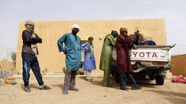 Mali: trois mouvements rebelles fusionnent pour former un front uni