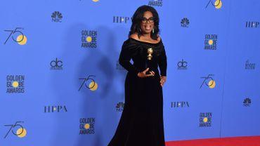"""En pleine affaire Weinstein, la présentatrice et femme d'affaires américaine Oprah Winfrey avait prophétisé en janvier 2018 la venue d'une """"aube nouvelle"""" pour toutes les femmes et jeunes filles maltraitées par des """"hommes puissants et brutaux"""""""